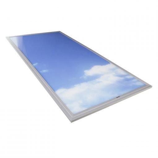 đèn led panel 60x120 mây trời
