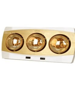 Đèn sưởi nhà tắm Kottmann K3BH ba bóng