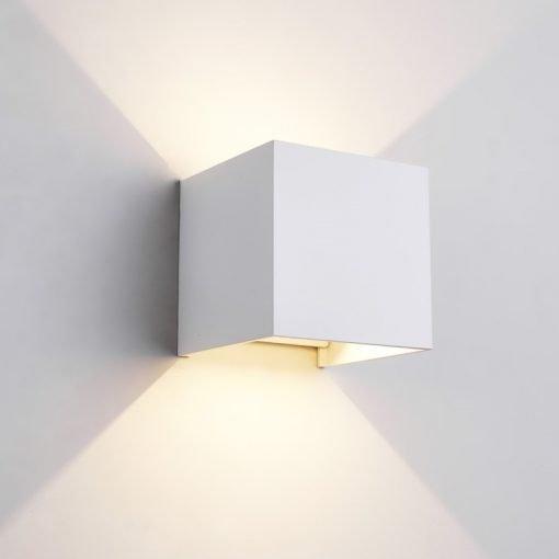 Đèn LED gắn tường LWA5011- WH Kingled