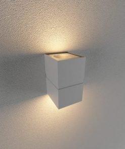 Đèn Led gắn tường LWA0150B-WH KingLed
