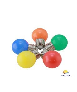 LED-BULB-1W-Color