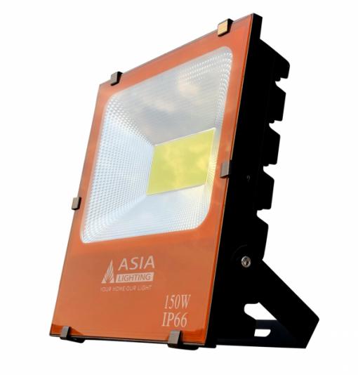 Đèn Pha Led 150W Asia - vỏ cam