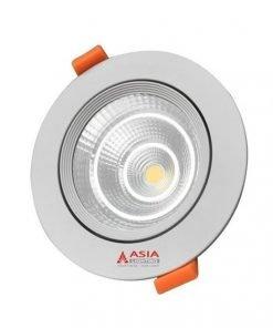 Đèn led âm trần mặt kính COB MKC Asia