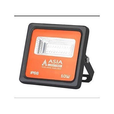 Đèn pha led 10W FLS10 SMD Asia - ánh sáng trắng vàng