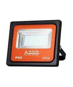 Đèn pha led 20W FLS20 SMD Asia- ánh sáng trắng vàng