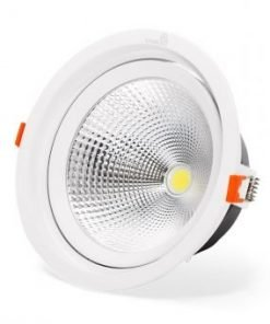 Đèn LED Âm Trần Rọi Tròn 30W (DLR-30-T150) Kingled