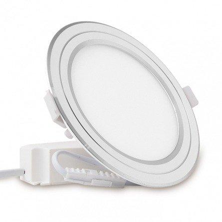 Đèn LED panel đổi màu PT05 90/7W Rạng Đông