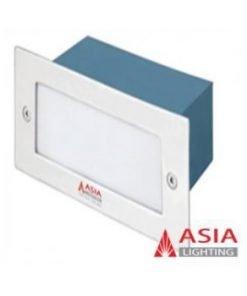 Đèn âm tường mặt phẳng cầu thang 3w ATU-01 Asia