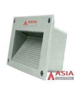 Đèn âm tường mặt lõm cầu thang 3W ATU-02 Asia