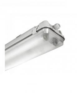 Máng đèn tuýp chống ẩm - Máng đôi Asia