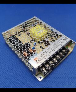 Bộ đổi nguồn thanh ray đen rọi nam châm Mealwell 200W 48V BLN-200W