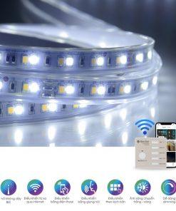 Đèn LED dây đổi màu LD01.RF.BLE Rạng Đông