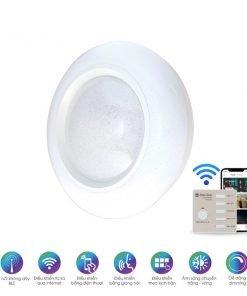 Đèn LED ốp trần đổi màu LN20.BLE 500/40W Rạng Đông