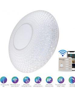 Đèn LED ốp trần đổi màu LN22.BLE 500/40W Rạng Đông