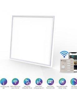 Đèn LED Panel đổi màu P07.BLE 600x600/40W Rạng Đông