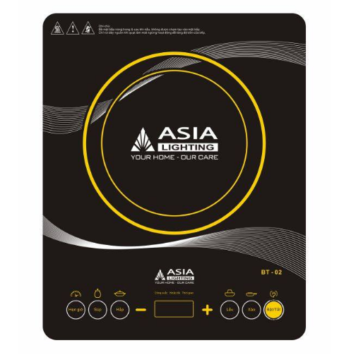 Bếp điện từ cao cấp BT02 Asia