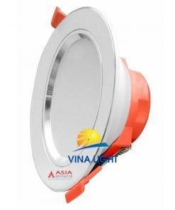 Đèn led âm trần nguồn liền thân đổi màu 7W MTR7 Asia