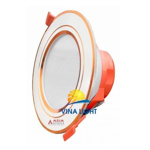 Đèn led âm trần nguồn liền thân 7W MVR7 Asia
