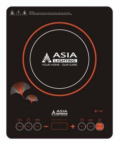 Bếp điện từ cao cấp BT01 Asia
