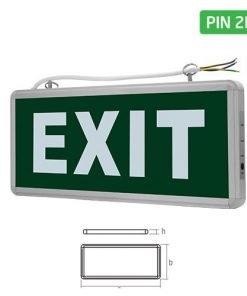 Đèn chỉ dẫn lối thoát hiểm EXE2008C Roman
