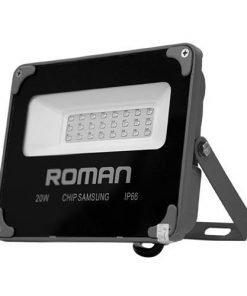 Đèn Led pha 20W ELC1016/20A,W Roman