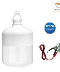 Đèn Led bulb chạy điện DC 12W ELB7924/12W Roman