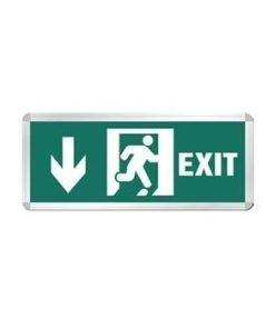 Đèn chỉ dẫn lối thoát hiểm hướng xuống EXE2008D Roman