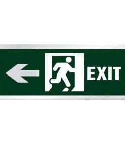 Đèn chỉ dẫn lối thoát hiểm hướng trái EXE2008L Roman