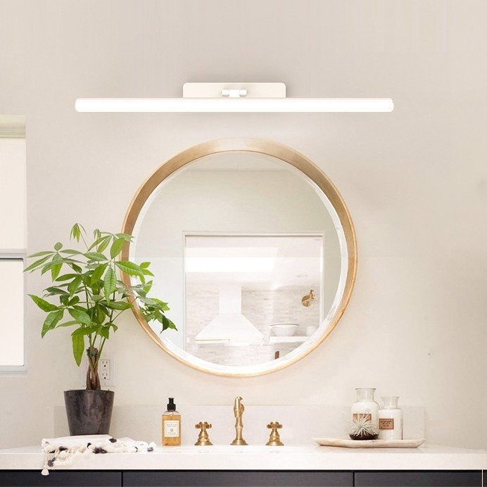 Ứng dụng chiếu sáng trong phòng tắm của Đèn chiếu gương Led 9W HH-LW0412488 PanasonicỨng dụng chiếu sáng trong phòng tắm của Đèn chiếu gương Led 9W HH-LW0412488 Panasonic