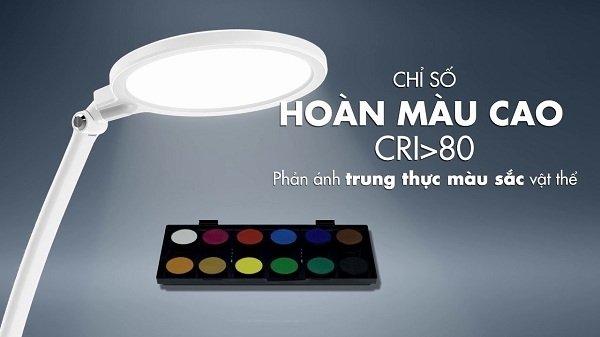 Chất lượng ánh sáng của đèn bàn học HH-LT0523 Panasonic