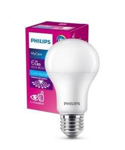 Đèn Led bulb Mycare E27 P45 APR Philips