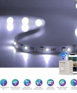 Đèn LED dây đổi màu LD01.BLE.RGBCW 1000/3W (12VDC) Rạng Đông
