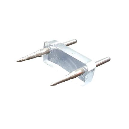 Chân cắm nối nguồn dùng cho đèn LED dây dán ngoài trời 120 chip led NST-P Nanoco