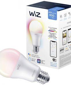 Bóng đèn Led búp thông minh Wiz Tunable White and Color RGB Philips