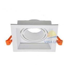 Chóa đèn chiếu điểm lỗ khoét 95x95 EVL801F ELV