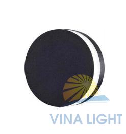 Đèn gắn tường 9W IP65 VWL-O6838 ELV