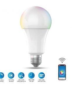 Bóng đèn Led búp RGB Wifi 9W A60.RGB.WF Rạng Đông