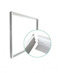 Khung ốp nổi đèn Led panel 600x600 AP-FC6060W/ AP-FC6060S Vinaled