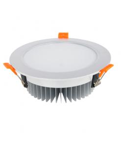 Đèn Led âm trần 15W lỗ khoét 145 mẫu E DL-ES15/ DL-EW15 Vinaled