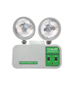 Đèn báo khẩn cấp 2x3W mẫu A EM-AW6 Vinaled
