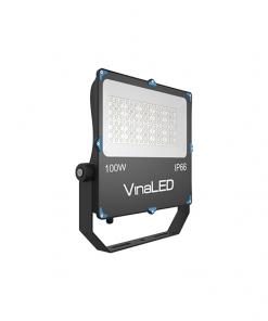 Đèn pha Led 100W mẫu F FL-FB100 Vinaled