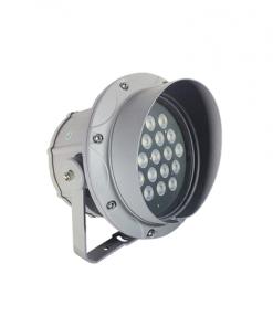 Đèn Led chiếu điểm 18W đa sắc có điều khiển mẫu D OS-DG18RC Vinaled