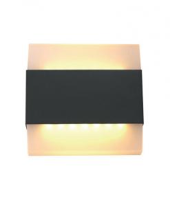Đèn ốp tường 6W mẫu G WL-GB6/WL-GW6 Vinaled