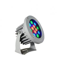 Đèn Led chiếu điểm 12W đa sắc mẫu B OS-BG12R Vinaled